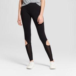 NWT Womens Hosiery Leggings - Xhilaration™ Black L